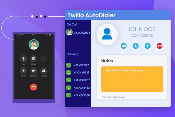 Twilio Auto Dialer for SuiteCRM