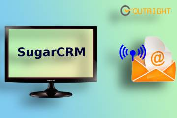 SugarCRM Professional Email to lead