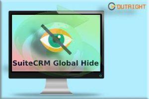 SuiteCRM Global Hide Manager