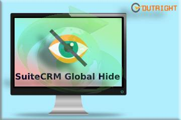 SuiteCRM Global Hide Manager