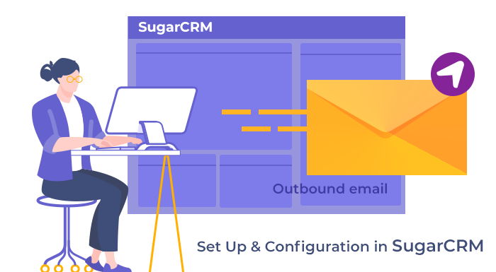 SugarCRM Outbound email