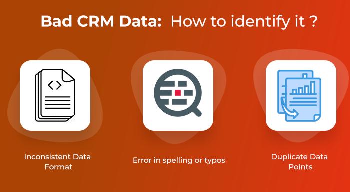 bad crm data