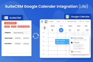 Google Calendar with SuiteCRM